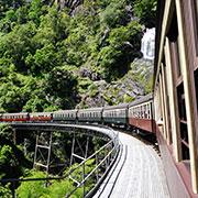 Kuranda Scenic Train