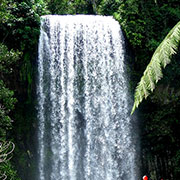 Milla Mille Waterfalls Atherton Tablelands